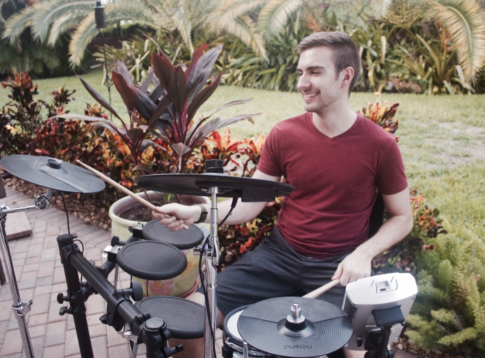 Drummer - Kyle Dodder