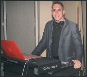DJ at Big Five Club